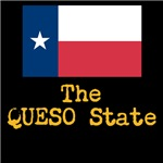 Texas; The Queso State Section
