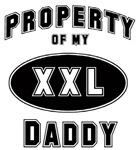 Property of <strong>Daddy</strong>