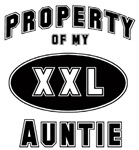 Property of <strong>Auntie</strong>