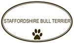 Oval Stafford<strong>shi</strong>re Bull Terrier