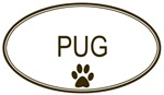 Oval <strong>Pug</strong>
