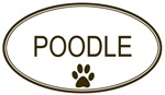 Oval <strong>Poodle</strong>