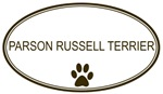 Oval <strong>Parson</strong> <strong>Russell</strong> <strong>Terrier</strong>