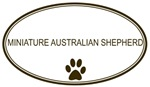 Oval <strong>Miniature</strong> <strong>Australian</strong> <strong>Shepherd</strong>