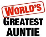 World's Greatest Auntie