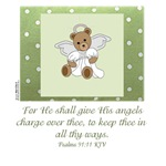 Angels - Psalms 91:11