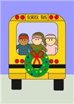 School Bus Christmas