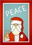 Peace Out Santa