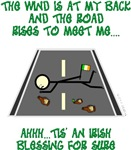 Irish Blessing Overindulgence