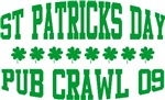 St Patricks Day Pub Crawl