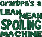 Grandpa's a Spoiling Machine