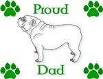 Proud Dad Green
