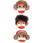 The 3 cheeky little monkeys Logo Shop