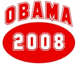 Obama 2008 (red)