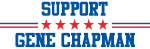 Support GENE CHAPMAN