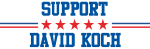 Support DAVID KOCH