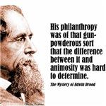 His Philanthropy