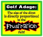 Size Of The Divot