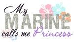 Marine Calls Me Princess