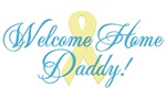 Welcome Home Daddy (blue ribbon)