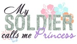 Soldier Calls Me Princess