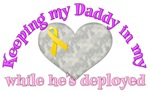 Keeping Daddy In My Heart (pink)