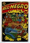All-Negro Comics No 1