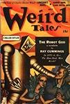 Weird Tales No 35