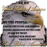 My USA, United States of America