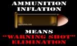 Ammunition Inflation