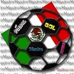 Mexico Soccer T-Shirts for Kids Los Ninos