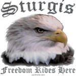 Sturgis Freedom Rides Here