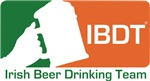 Irish Beer Drinking Team LogoWear