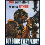 Gunner Buy Bonds on Payday