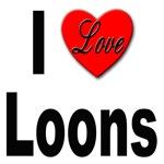 I Love Loons