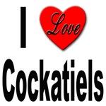 I Love Cockatiels