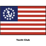 Yacht Club Flag
