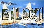 Biloxi Mississippi Greetings