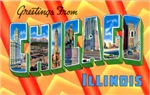 Chicago Illinois Greetings