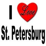 I Love St. Petersburg