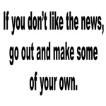 Make Your Own News