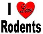 I Love Rodents
