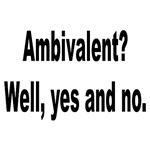 Ambivalent Attitude Humor
