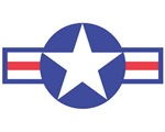 US USAF Aircraft Star