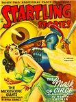 Startling Giant Killer Cover Art