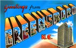 Greensboro North Carolina Greetings
