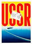 USSR Travel Poster 3