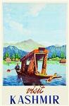 Kashmir Travel Poster 2