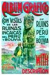 Inca Ruins Travel Poster 1