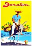 Jamaica Travel Poster 1